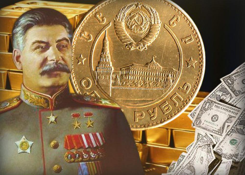 Во что Сталин превратил экономику РФ: впечатляющая статистика и яркие факты